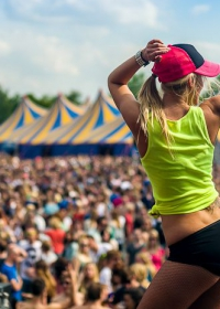 Fusion Of Dance Outdoor @ Hans van Eijsden 2012